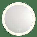 8181 Circa LED Round Circle Salon Mirror