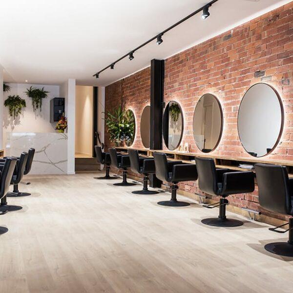 ELLIOTT STEELE. A New York inspired Salon Space